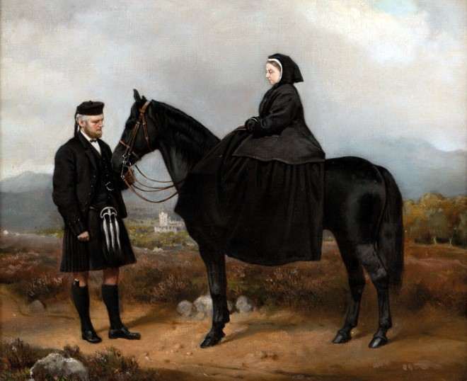Queen-Victoria-with-John-Brown660