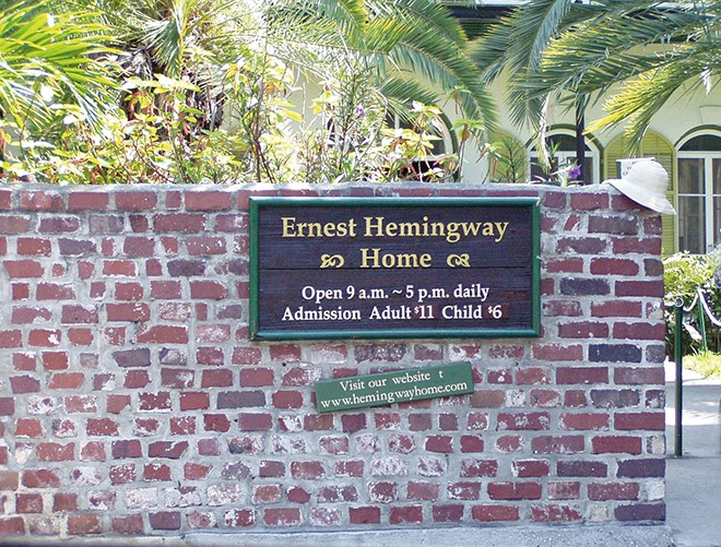 Hemingways home660